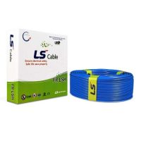 ls cable house wire fr lsh sqmm m x blue